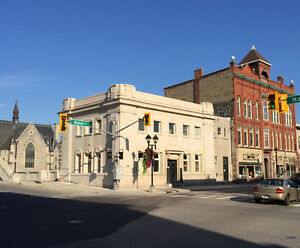Downtown Galt Office Space in Iconic Heritage Building