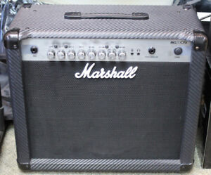 Marshall Electric Guitar Amplifier 30W Combo Amp MIKES
