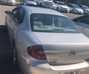 2005 Buick Allure 89,000 kms - Selling as is