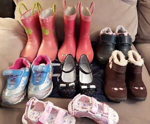 Various boots / shoes for girl Gatineau Ottawa / Gatineau Area image 2