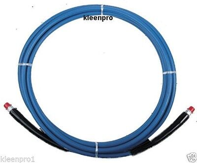 100 Foot 4000 Psi Solution Hose With Qd Hyrdro Force Ah172 Carpet Cleaning