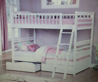 brand new bunk bed