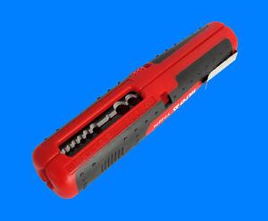 Multi Kabelentmantler Kabel Abisolierer Kabelmesser NYM Leitung Entmantler Y2274