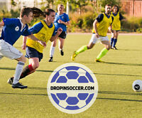 Calgary Coed Outdoor Drop-In Soccer on Sundays (16+)