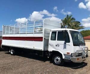 2006 UD MK240 Livestock / Horse Truck / Cattle Urraween Fraser Coast Preview