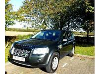 LAND ROVER FREELANDER 2 GS 2.2 TD4 5DR AUTO