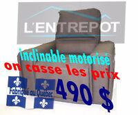 Fauteuil électrique - LIQUIDATION PERMANENTE A L'ENTREPÔT