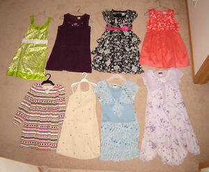 Girls Dresses and Clothes - size 10, 10/12, 12, M, L