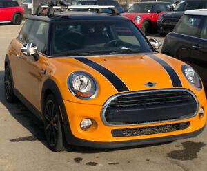 2016 Mini Cooper, low kms, like new