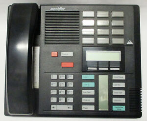 2 Sets Used Nortel Meridian M7310 Phone NT8B20AB-03, Black Stratford Kitchener Area image 2