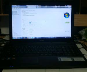 Acer laptop, 400 obo