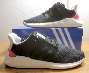 Adidas EQT Support 93/17 Boost OG Turbo Red - Size 9.5 - BB1234