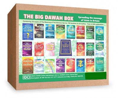The IDCI BIG Dawah Box 2018/19