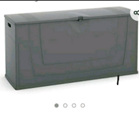 200ltr garden storage box - brand new unopened