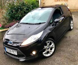 Ford Fiesta 1.6**Zetec S 120**Only 65,973 Miles,1Former Owner,Superb!**