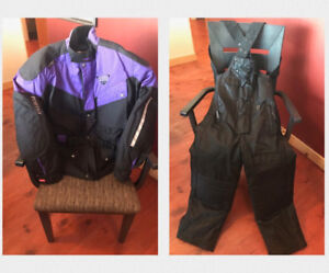 NEW 2 Piece Snowmobile Suit For Sale Jacket and Pants