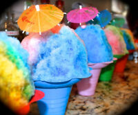 Paul's Hawaiian Shave Ice catering Company
