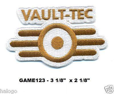 VAULT 101 TEC PATCH - GAME123