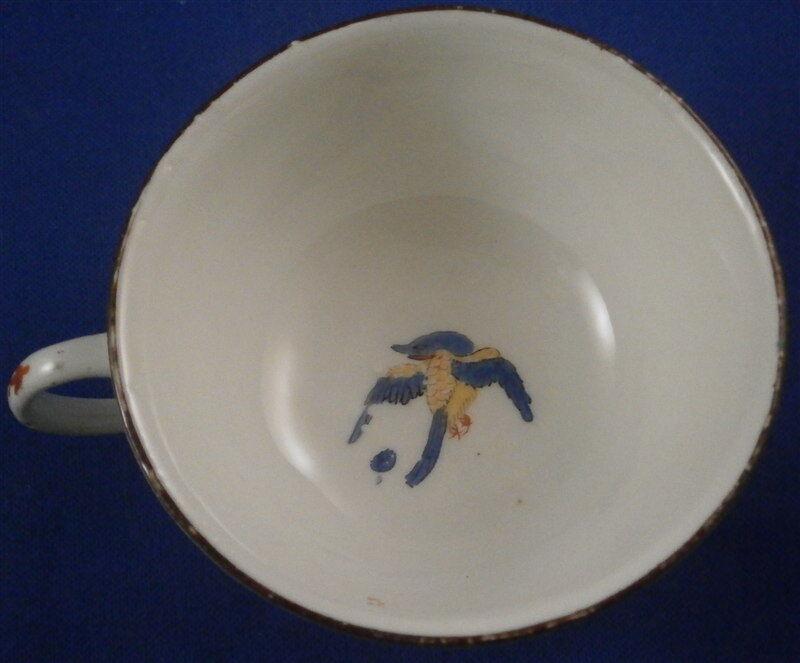rare 18thc meissen porcelain kakiemon cup porzellan tasse german 1740 perfect picclick. Black Bedroom Furniture Sets. Home Design Ideas