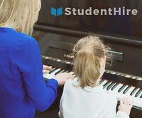 Music Lessons by StudentHire - You set your price!