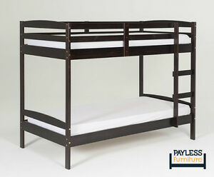 NEW ★ Solid Wood Bunk Beds ★ Can Deliver ★ Twin/Full