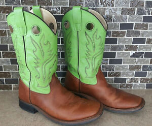 Cowboy boots youth size 6