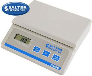 Salter Brecknell - 7010SB Pro Quality Digital Postal Scales - Ounces Grams Post