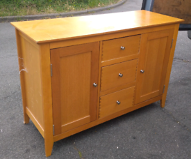 Sideboard, can deliver