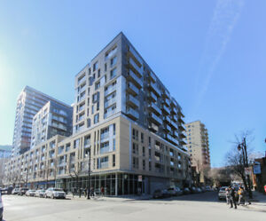 Condo for rent - Downtown Montreal - Seville