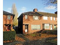 A WELL PRESENTED THREE BEDROOM PROPERTY WITH OFF ROAD PARKING (SPARKHILL)