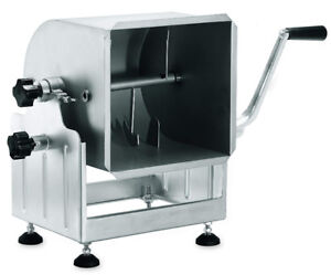 LEM Products Stainless Steel Tilting Mixer (25-Pound)
