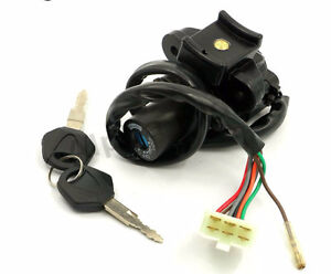 New Ignition Switch with 2 Keys