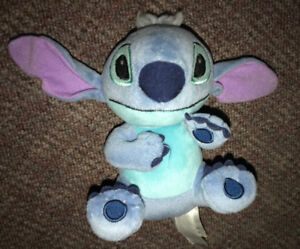 Disney Store 6 Inch plush Lilo & Stitch stuffed alien doll toy