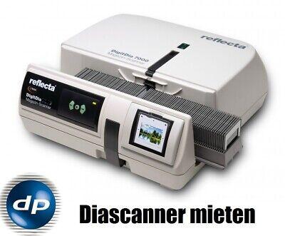 Reflecta DigitDia 7000 Diascanner - 1 Woche mieten / leihen -- Dias scannen