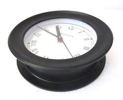 LARGE - SHIP'S CLOCK – Marine WALL Clock – ROMAN - BOAT / NAUTICAL(5008D)