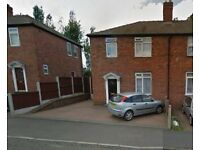 *B.C.H* 3 BED HOUSE-TIVIDALE, HILL ROAD-located just off the Wolverhampton Road *NO DEPOSIT*