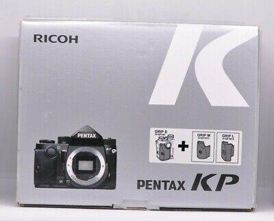 Pentax KP Mirrorless Digital Camera Body Black - Brand New - Ships from Canada