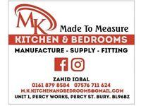Kitchen & Bedrooms