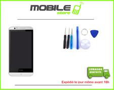 ECRAN LCD + VITRE TACTILE + CHASSIS FRAME pour HTC DESIRE 510 BLANC