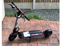 2020 Zero 9 52V LG Battery 32mph FAST Electric Scooter Brand New Boxed UK Stock