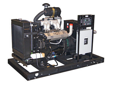 Gillette 30kw 3.0l Gm Engine 48hp Nglp Open Generator