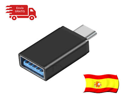 super adaptador USB 3.0 Hembra a USB 3.1 modelo C Macho Conector...