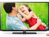 "Samsung 46"" inch HD LED Ultra Slim TV Full 1080p with Freeview HD + USB Media Player + Boxed"