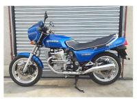 Classic Bike Honda CX500 Eurosport 1st year model MINT Sell Swap or PX Bigger Bike