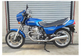 Classic Bike Honda CX500 Eurosport 1st year model MINT