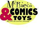 mcraeco comics & magazines