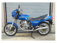 Classic Bike Honda CX500 Eurosport 1st year model MINT Sell Swap or PX Bigger Bike