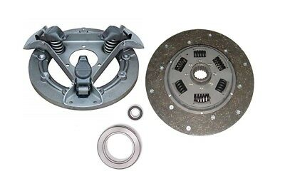 Clutch Kit John Deere 1020 1520 2020 2255 2350 2355n Tractor At60368 10 Clutch