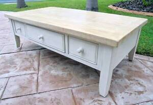 3 Drawer Coffee Table French Provincial Rothwell Redcliffe Area Preview