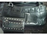 Bag / matching Purse from Next
